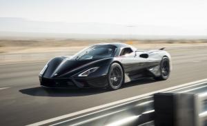 El SSC Tuatara alcanza 508 km/h y se convierte en el deportivo más rápido del mundo