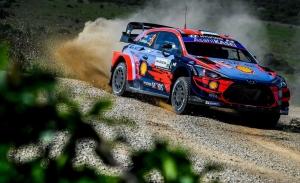 Tänak y Evans mandan en el shakedown del Rally de Italia-Cerdeña