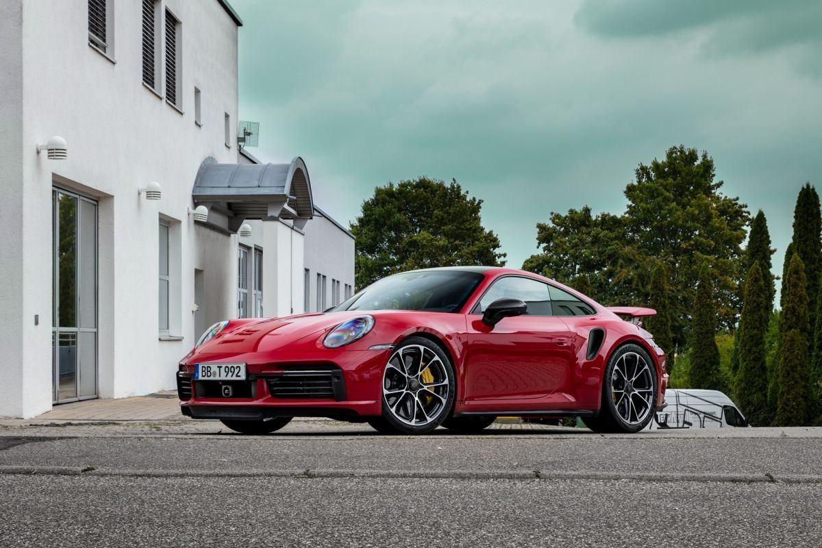 TechArt anuncia sus mejoras especiales para el nuevo Porsche 911 Turbo