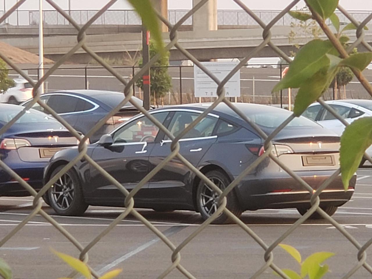 Al descubierto las novedades de la próxima actualización del Tesla Model 3