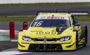 Timo Glock se hace con la pole de la segunda carrera del DTM en Zolder