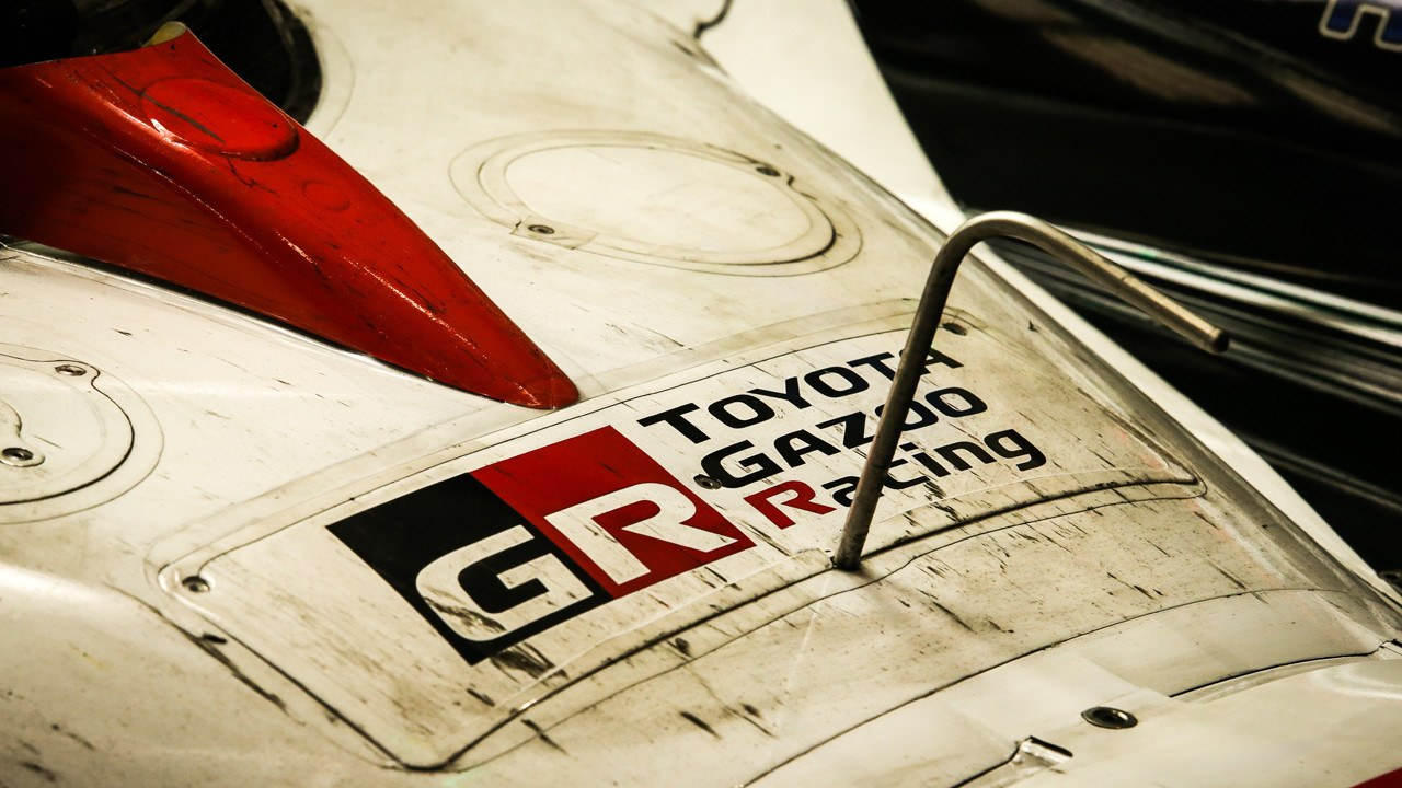 Toyota realiza su primer test con su prototipo LMH en Paul Ricard