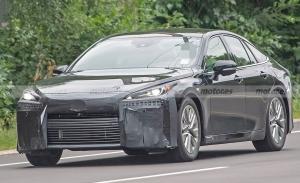 El nuevo Toyota Mirai 2021 ultima los detalles para su desembarco en Europa