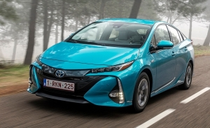 Toyota Prius Plug-in 2021, la tecnología híbrida enchufable de Toyota llega a España