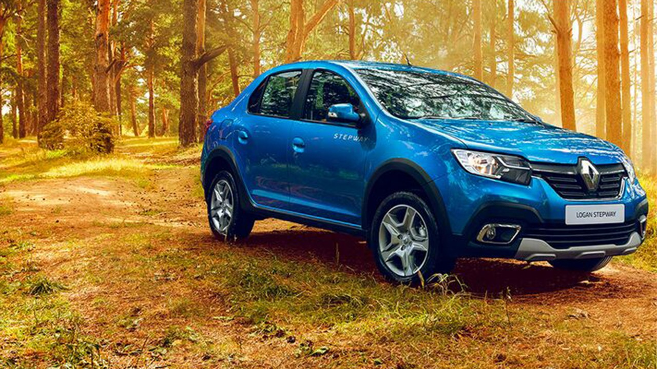 Rusia - Septiembre 2020: El Dacia Logan entra en el Top 10