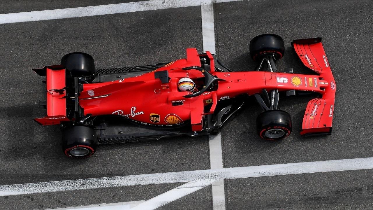 Vettel hace balance de su paso por Ferrari: «Me propuse una misión y he fallado»