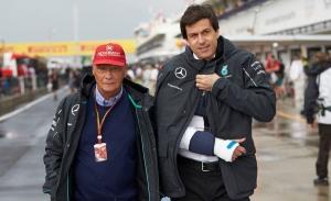 El peor recuerdo de Wolff en Nürburgring: gran accidente intentando batir a Lauda