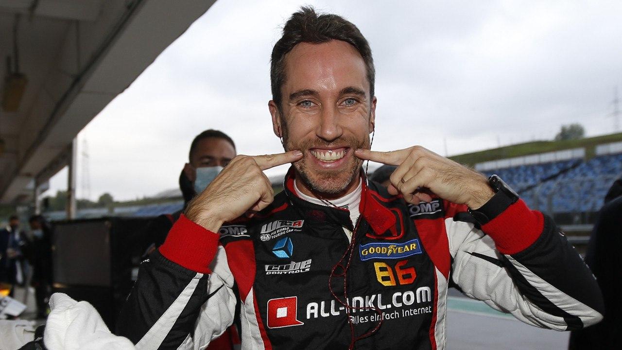 El WTCR se despide de Hungría con triunfo de Guerrieri y triplete de Honda