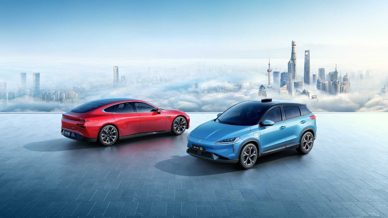 El proyecto Xpeng bate récords con sus nuevos modelos eléctricos