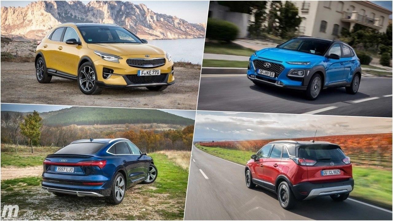 Las 5 mejores ofertas SUV 2020 de final de año