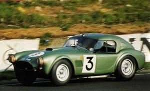 AC Cars anuncia nuevas ediciones limitadas del Cobra eléctrico inspiradas en Le Mans