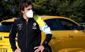 El Alonso más 'pesado': «Abiteboul se está empezando a cansar de mí»