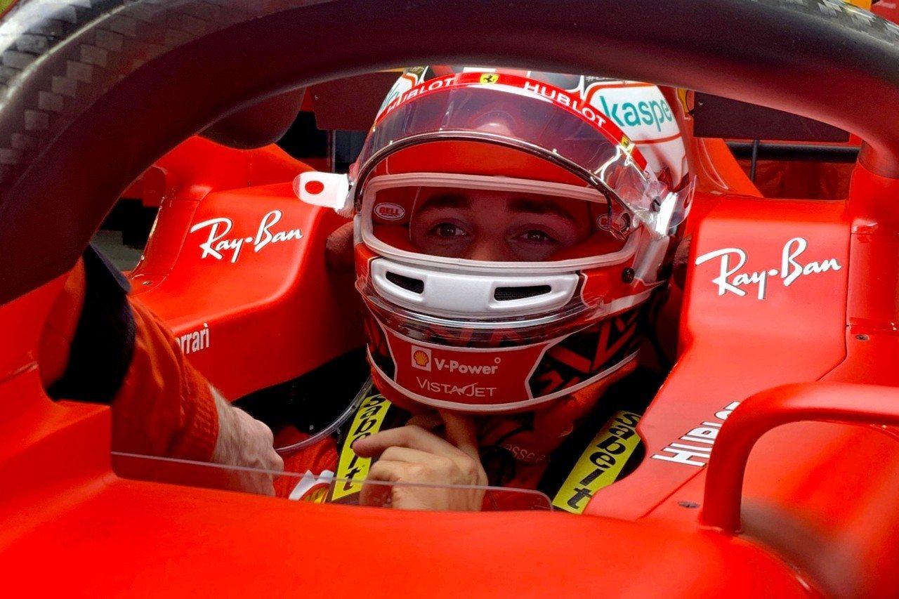 Los defectos del SF1000 han hecho «un mejor piloto» a Charles Leclerc