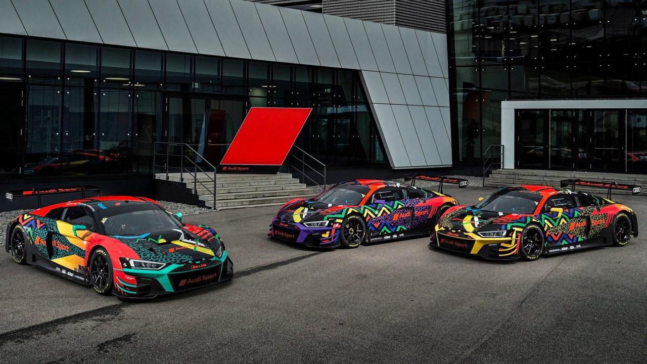 Audi confirma sus equipos y pilotos para las 9 Horas de Kyalami