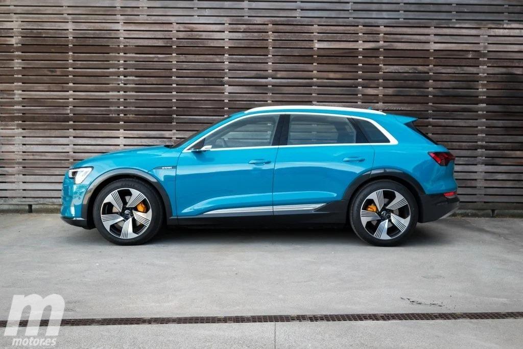 Exclusiva: El Audi e-tron, y su variante Sportback, darán paso a la gama Q6 e-tron