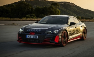 Audi RS e-tron GT Prototype: Audi Sport anticipa el primer RS eléctrico que llegará en 2022