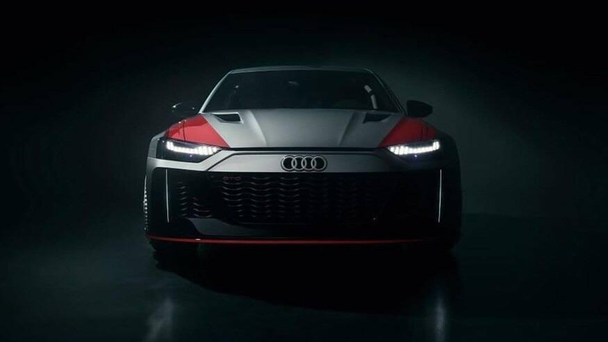 Audi RS6 GTO Concept, el merecido homenaje a los 40 años de quattro