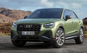 Audi SQ2 2021, puesta a punto repleta de novedades para el SUV deportivo