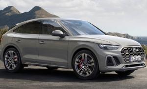 Audi SQ5 Sportback TDI, un nuevo SUV Coupé deportivo con motor diésel