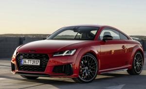 Nueva edición especial Competition Plus para los Audi TTS Coupé y TTS Roadster 2021