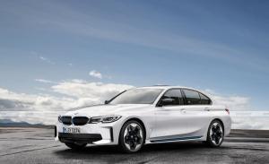 BMW Serie 3 EV 2022, el rival eléctrico que competirá con el Tesla Model 3 en China