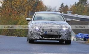 Cazan al nuevo BMW Serie 3 EV cerca de Nürburgring, la berlina eléctrica llega en 2022