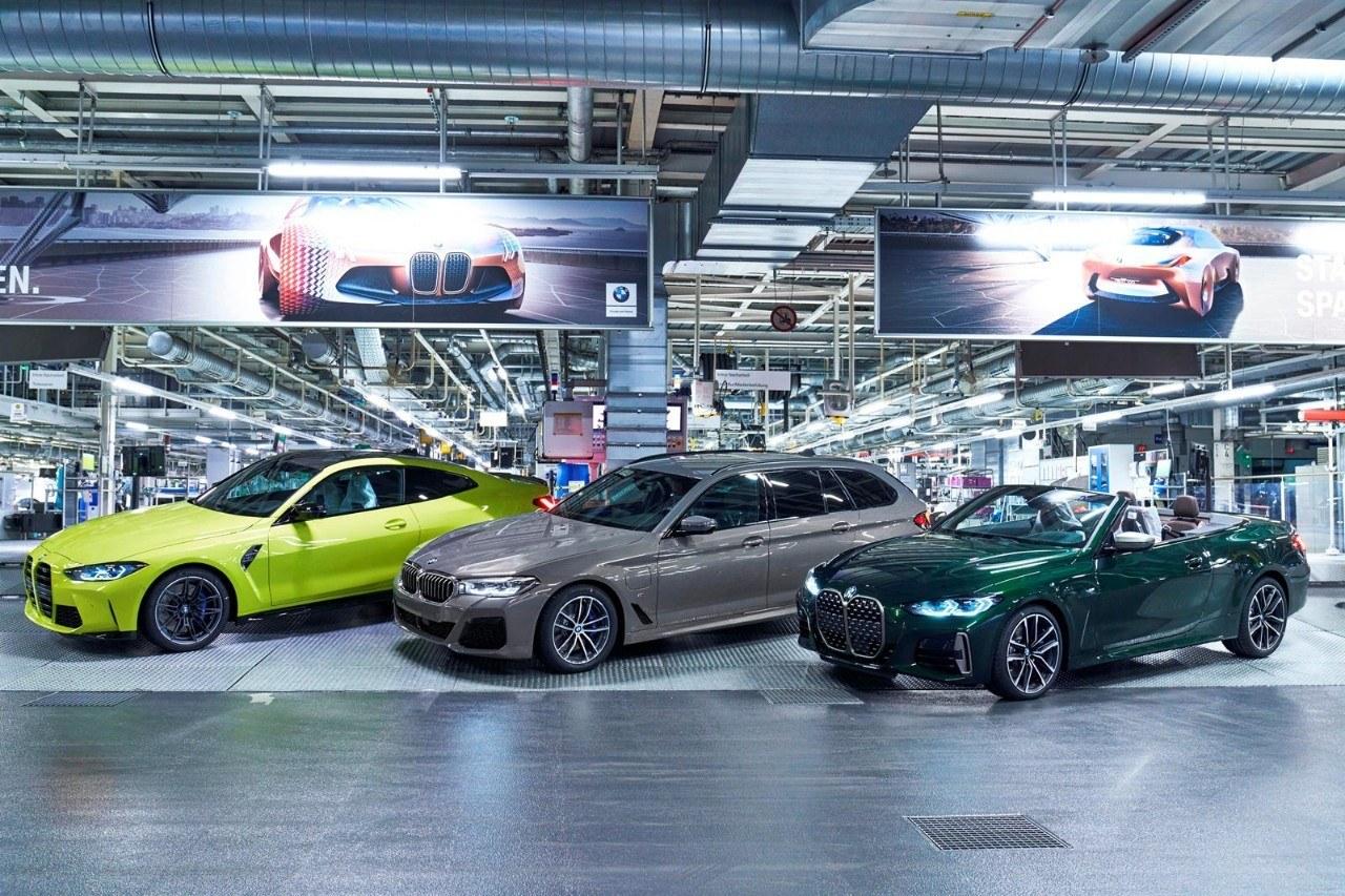 Arranca la producción del BMW M4 Competition 2021, con precio en España