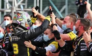 Brawn cree que Renault «estará triste por perder a Ricciardo, aunque vuelva Alonso»