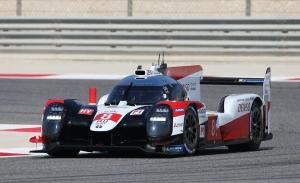 Brendon Hartley otorga el FP3 de las 8 Horas de Bahrein al Toyota #8