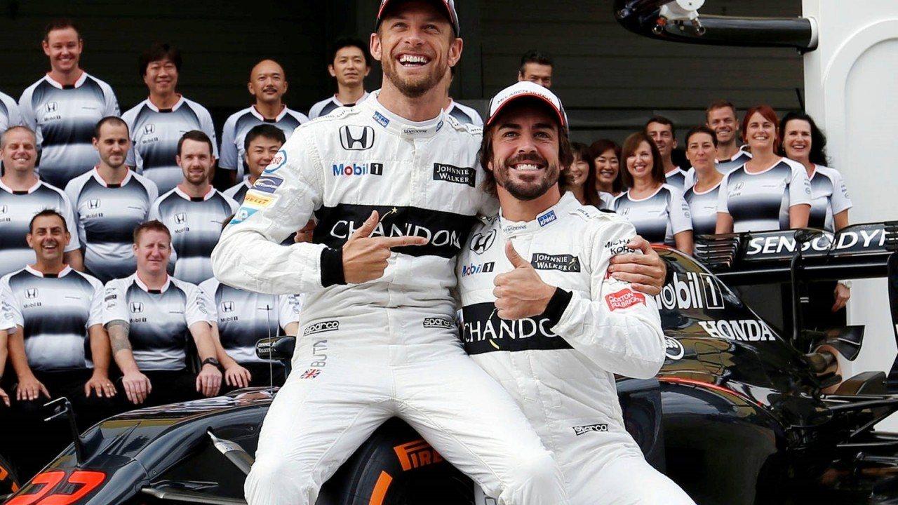Button: «Alonso volverá diferente, al de hace tres años no lo querrías en tu equipo»