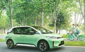 BYD lanza un MPV eléctrico con rasgos de Volkswagen ID y Tesla Model 3