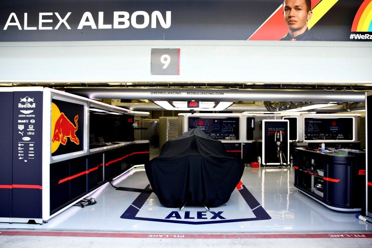 El cambio que puede hacer que Albon mantenga su puesto en Red Bull