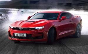 Las nuevas imágenes del Chevrolet Camaro SS 2021 nos llegan desde Corea