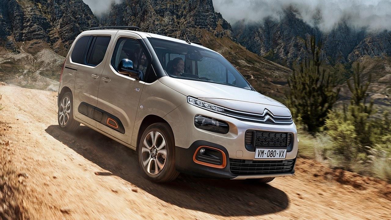 Citroën Berlingo 2021, la exitosa furgoneta «Made in Spain» estrena gama