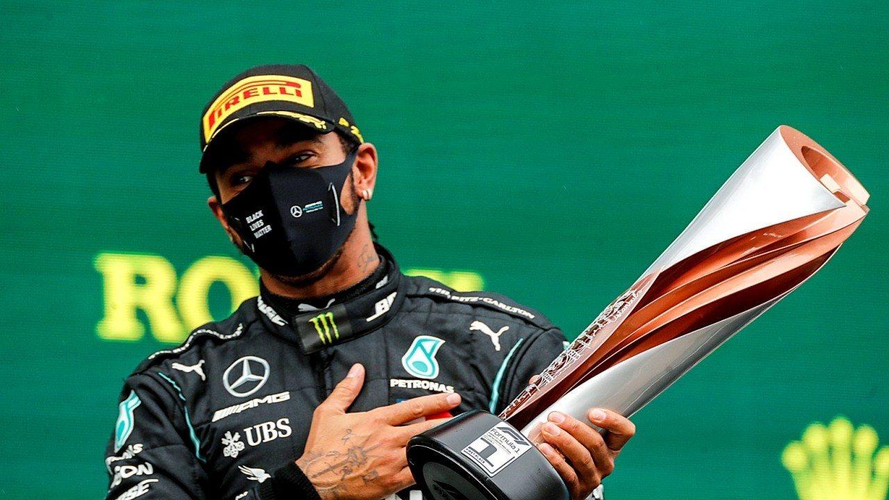Los contactos frustrados entre Ferrari y Lewis Hamilton