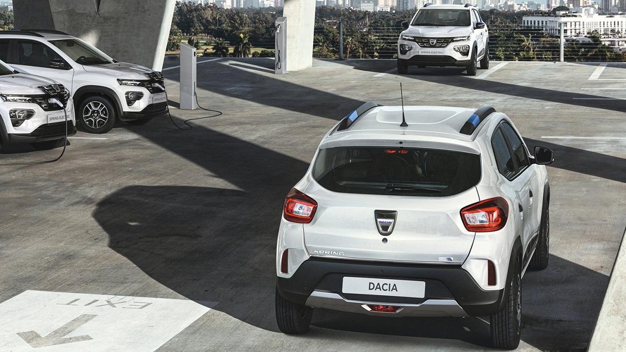 En Francia será posible conducir el nuevo Dacia Spring a comienzos de 2021