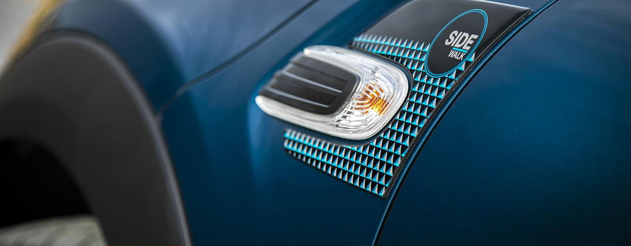 Prueba MINI Cooper Cabrio Sidewalk, la importancia de los detalles