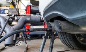Un informe alemán demuestra la eficacia de medir las emisiones en el escape