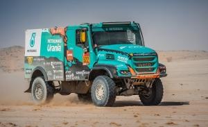 El Team Iveco De Rooy no disputará la edición 2021 del Dakar