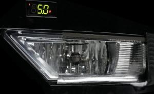Canatu presenta unos faros LED calefactables, una tecnología que evita la congelación