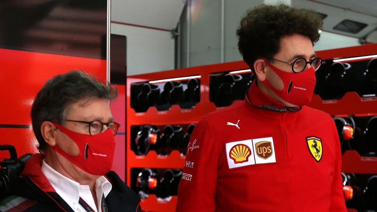 Ferrari pone sus condiciones para apoyar la congelación de motores
