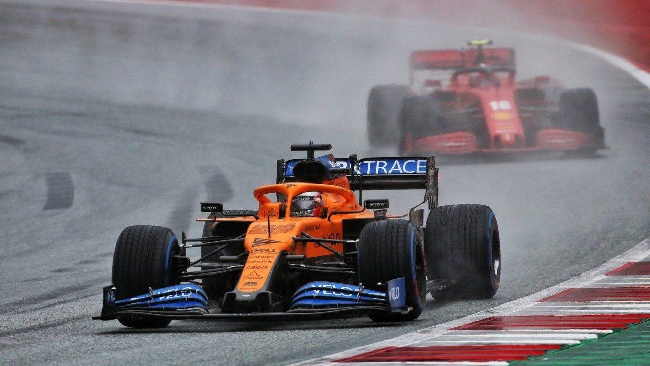 Ferrari se recupera y Sainz se ilusiona: «Estoy deseando ver qué han cambiado»