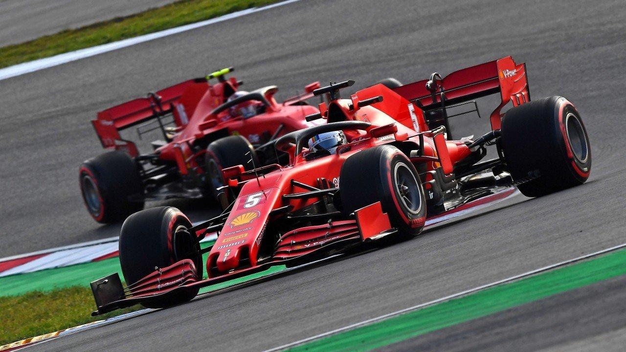 Ferrari ve la luz al final del túnel: «El coche es más consistente y rápido»