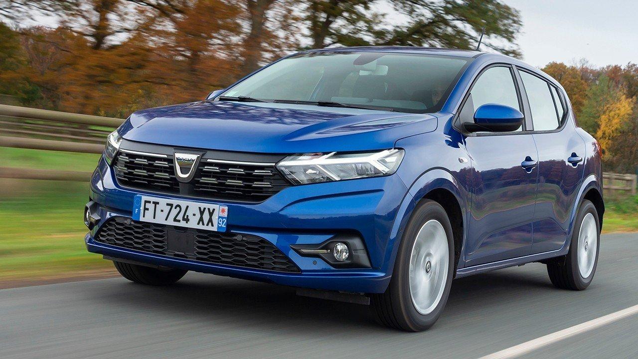 ¡No pierdas detalle! Nuevas imágenes del Dacia Sandero 2021 y su variante Stepway
