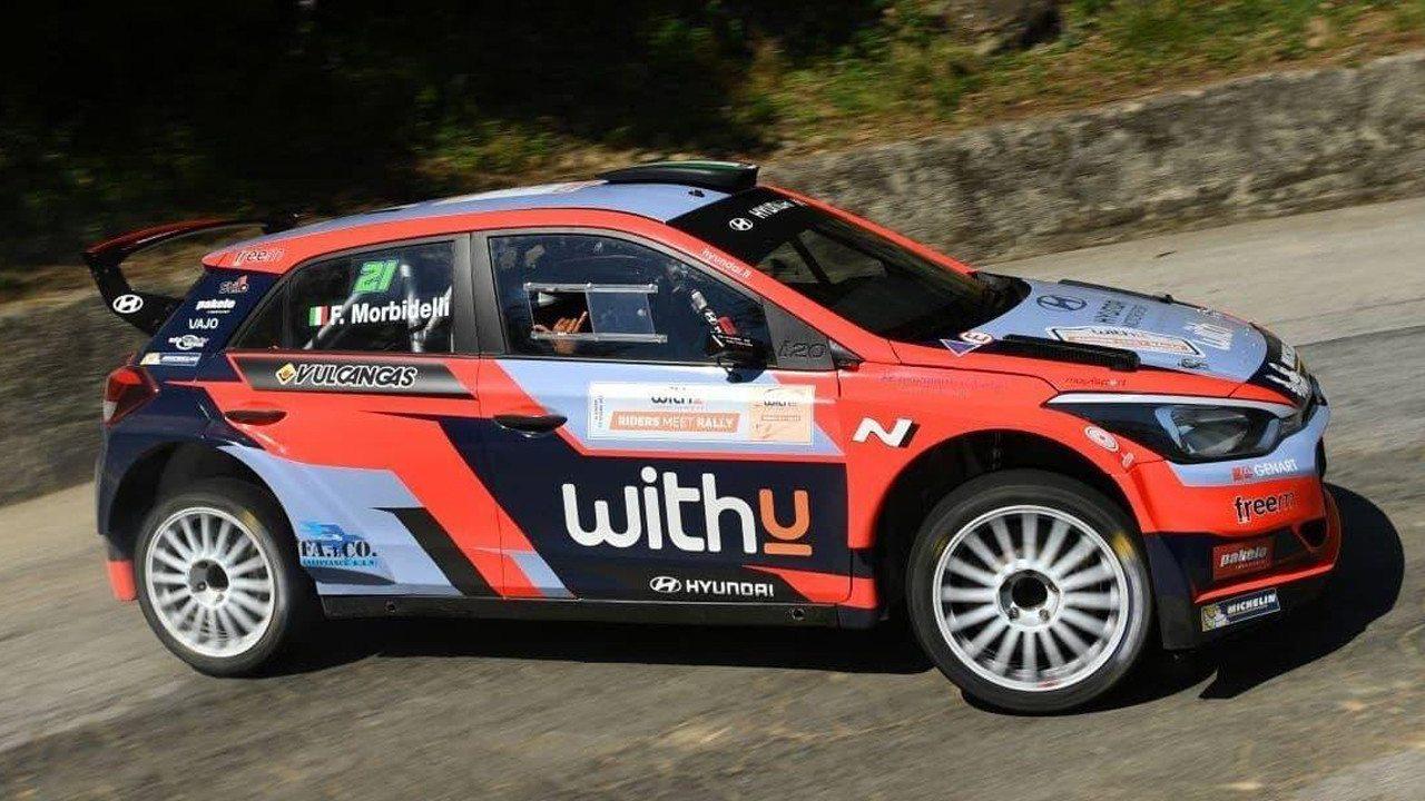 Franco Morbidelli salta de MotoGP al WRC para competir en Monza