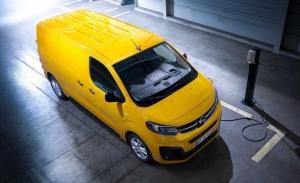 Las furgonetas eléctricas ganan terreno en Alemania, según un estudio
