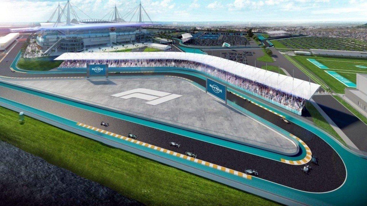 El GP de Miami se ve frenado por la pandemia, pero sigue en la agenda de la F1