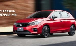 El nuevo Honda City Hatchback 2021 irrumpe en un mercado repleto de SUV y pick-ups