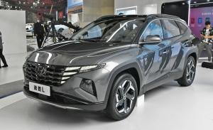 El nuevo Hyundai Tucson L 2021 irrumpe en China alejándose del modelo europeo