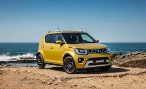 Italia - Octubre 2020: El Suzuki Ignis se dispara en el ranking